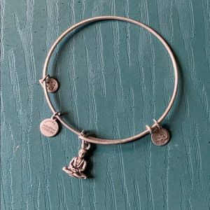 Alex and Ani Buddha Bracelet